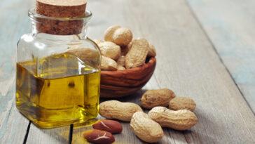 Como reemplazar el aceite de cacahuete