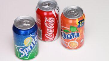 Cuántas calorías contienen las bebidas carbonatadas