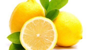 como hacer madurar los limones 1