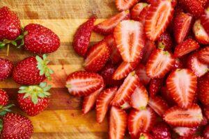 fresas maduras 300x200