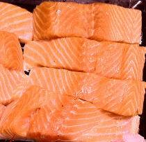 salmon salvaje o cultivado
