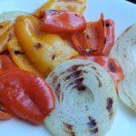 Cómo congelar verduras a la parrilla