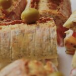 Baguette relleno de atún y pimientos: una deliciosa receta