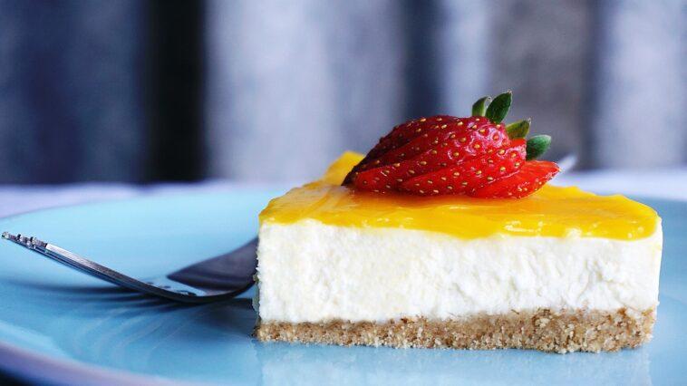 Tarta de queso tropical: receta fresca y deliciosa con frutas exóticas