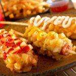 Perro de maíz coreano: una receta rápida de hacer
