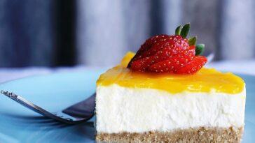 Cheesecake de mango: receta típica de la India