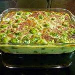 Coles de Bruselas en puré: deliciosa receta