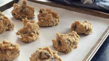 Masa de galletas