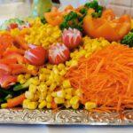 Cómo preparar ensalada de maíz chipotle