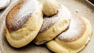 Cómo hacer pancakes Keto Soufflé: fácil preparación