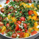 Receta fácil y rápida con proteína de pollo indio