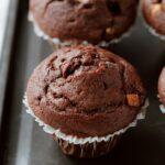 Soufflé de chocolate con solo 2 ingredientes