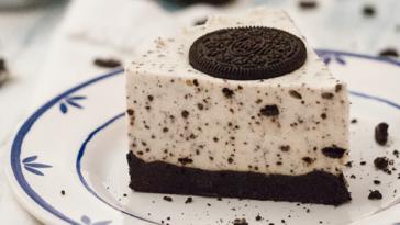 tarta de queso con galletas oreo sin horno