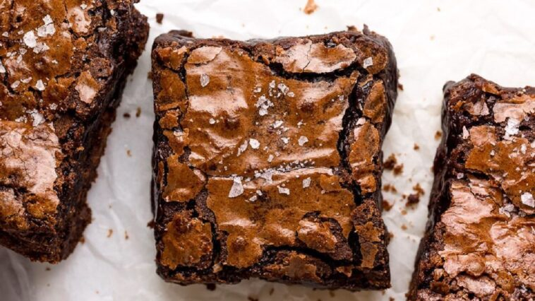 the best cocoa fudge brownies baker by nature