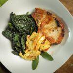Bandeja de cerdo y chirivía: deliciosa receta