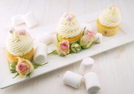 Cómo preparar cupcakes de vainilla de manera fácil