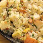 Deliciosa receta: ensalada de patatas de verano