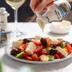 Ensalada de mozzarella crujiente: deliciosa receta