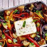 Bandeja griega de queso: receta fácil y sabrosa