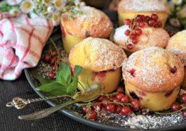 Cómo preparar muffins de picnic salados