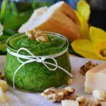 Prepara el mejor pesto verde minestrone