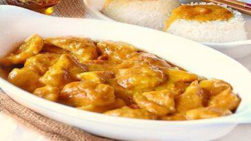 Pollo madrás: disfruta de esta fácil y deliciosa receta