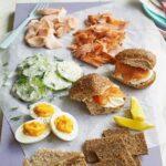 salmon picnic