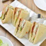 Sándwich de huevo y berros: deliciosa receta