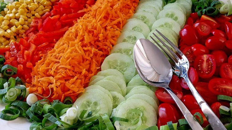 barra ensaladas