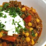 Chilli Marrakech: una receta rápida y deliciosa