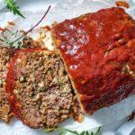 Pastel de carne fácil con glaseado pegajoso: receta deliciosa