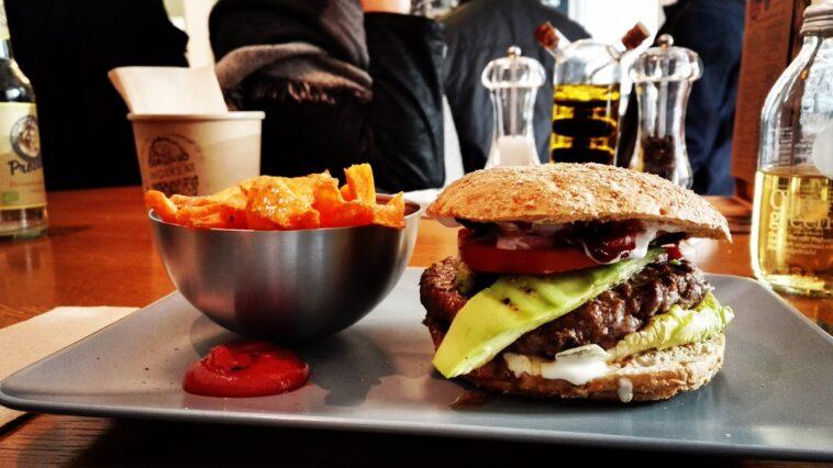 hamburguesa tex mex