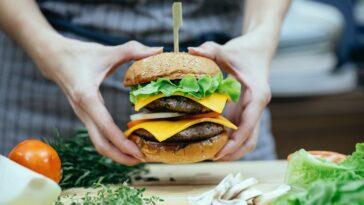 hamburguesas doble