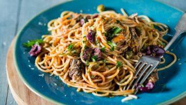 Sardinas a la putanesca: una rápida y deliciosa comida