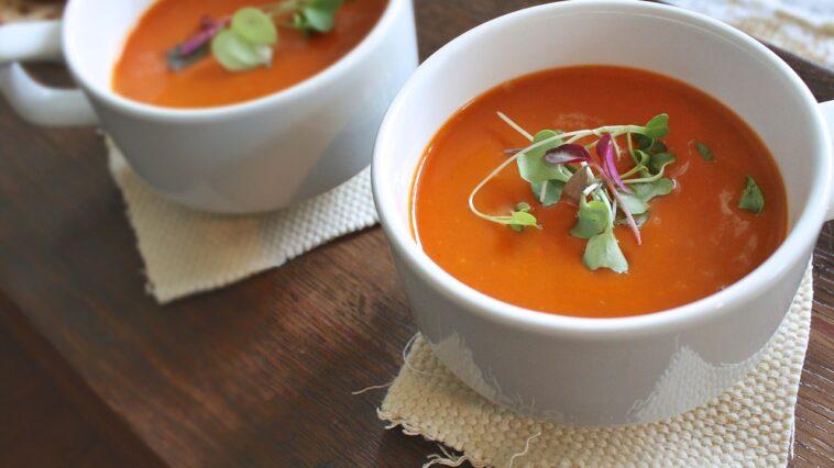 sopas de tomate ahumada