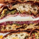 Cómo hacer un sándwich de Muffuletta