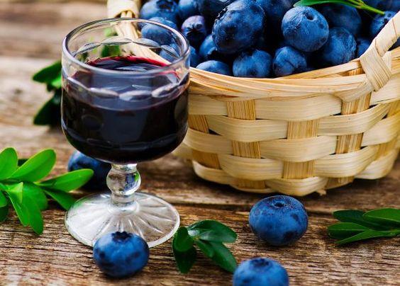 licor de uva de fresa