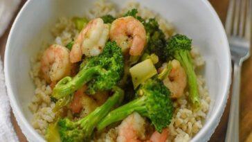 arroz con brocoli