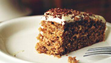 Brownies de queso crema: receta deliciosa