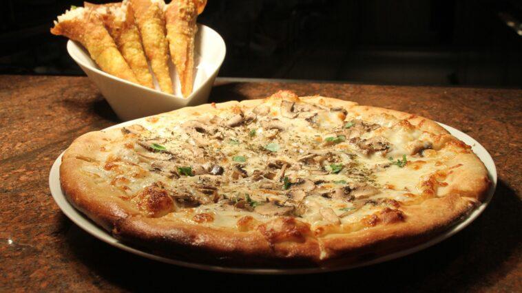 pizza a la romana