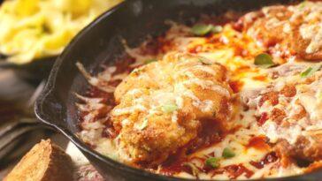 ¿Cómo hacer pollo a la parmesana?