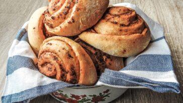 rosas de pan