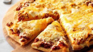Pizza Sloppy Joe: cómo hacer esta receta