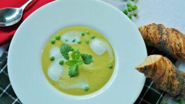 sopa guisantes