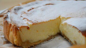 tarta de requeson