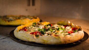cesta de pizza