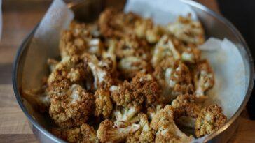 coliflor frito