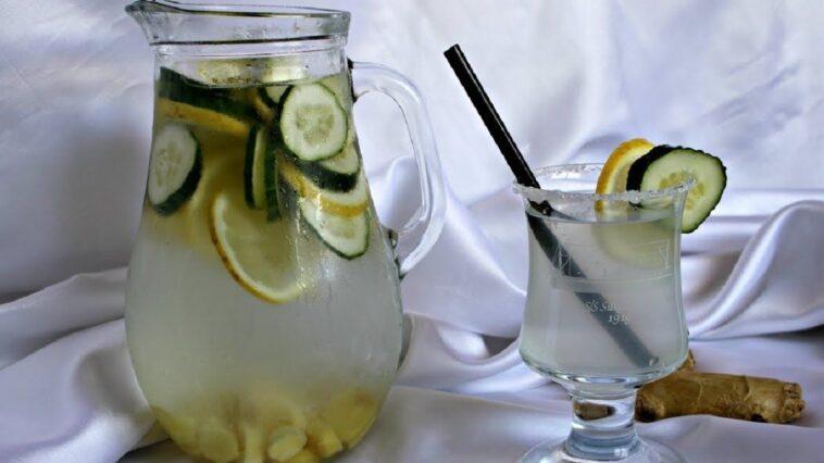 Bebidas sabrosas y saludables para mantenerse en forma y perder peso