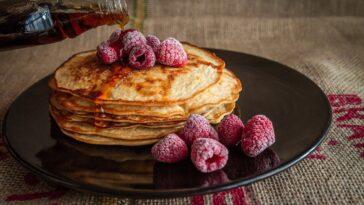 como preparar pancakes