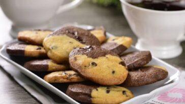 galletas dos colores